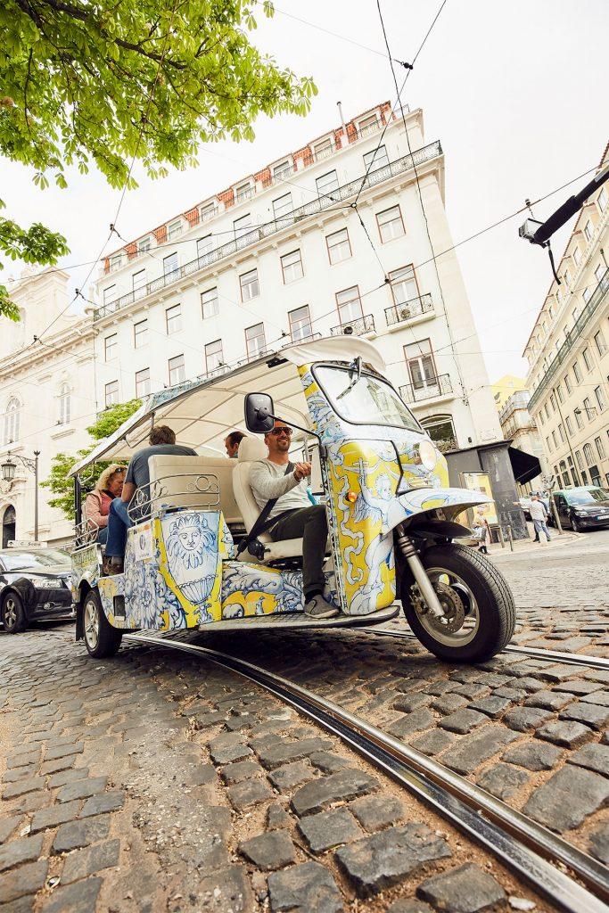 Incentivereise nach Lissabon